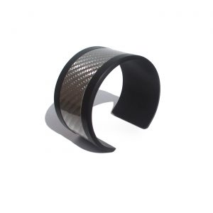 Bracciale-SKIN-alluminio-e-fibra-di-alluminio