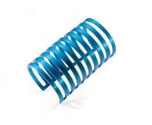 Bracciale Eclisse anodizzato-azzurro